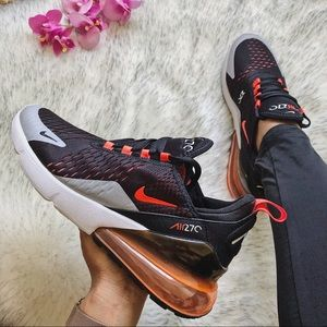 NWT🔥 Rare Nike Air Max 270 Black 7Y/8.5W